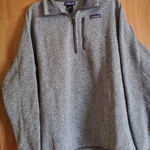 NWT Patagonia Men's Better Sweater 1/4 Zip Size L